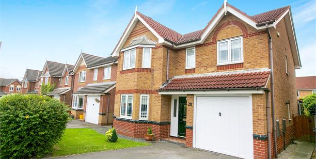 Guide Price £350,000, 4 Bedroom Detached House For Sale in Middlewich, CW10