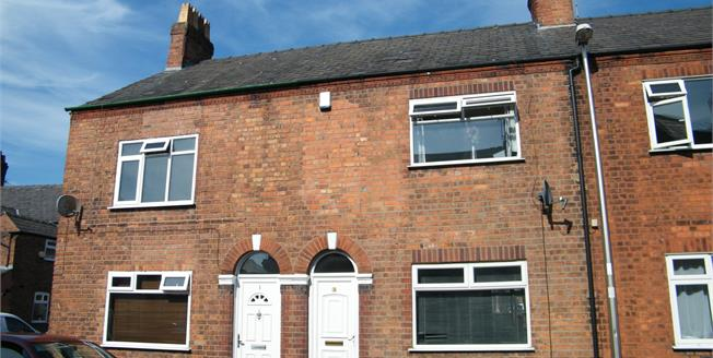 Offers Over £105,000, 2 Bedroom Terraced House For Sale in Northwich, CW9