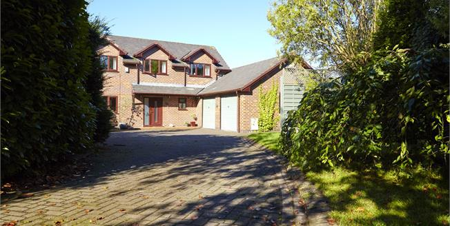 Offers in the region of £435,000, 4 Bedroom Detached House For Sale in Rudheath, CW9
