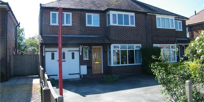 Offers Over £220,000, For Sale in Rudheath, CW9