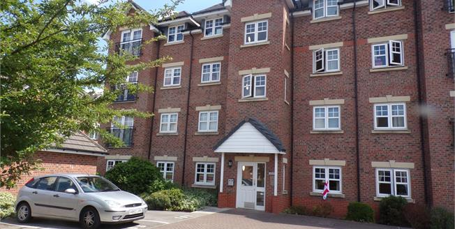 Offers Over £90,000, 2 Bedroom Flat For Sale in Northwich, CW9