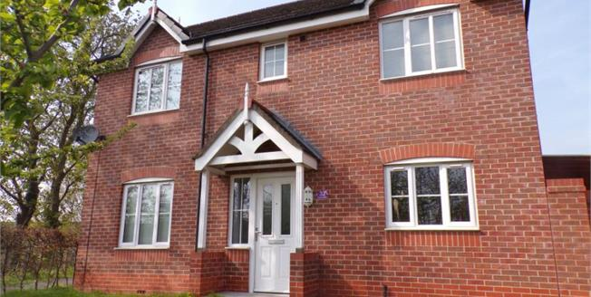 Offers Over £180,000, 3 Bedroom Detached House For Sale in Rudheath, CW9