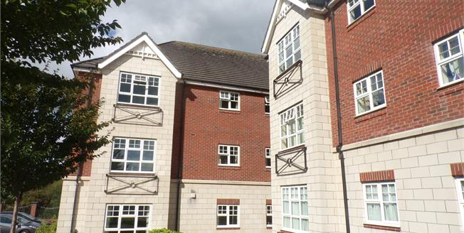 Asking Price £120,000, 1 Bedroom Flat For Sale in Northwich, CW9