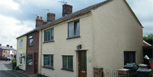 £164,900, 2 Bedroom End of Terrace House For Sale in Moulton, CW9