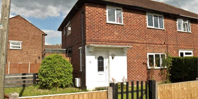Offers in the region of £130,000, 3 Bedroom Semi Detached House For Sale in Lostock Gralam, CW9