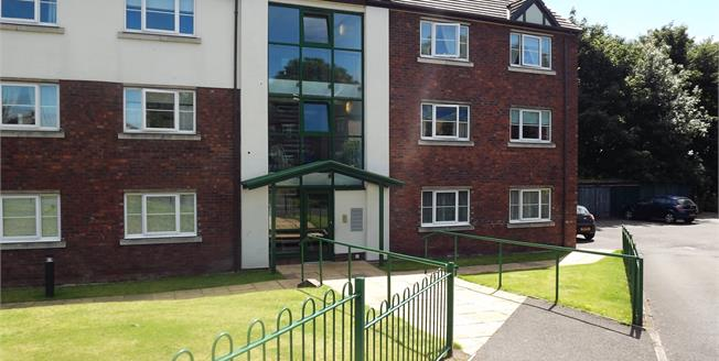 Offers Over £90,000, 2 Bedroom Flat For Sale in Sandbach, CW11