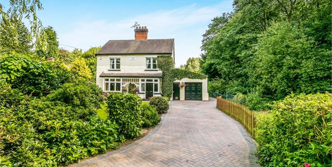 Offers Over £350,000, 3 Bedroom Detached House For Sale in Sandbach, CW11