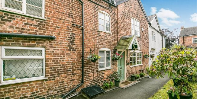 Asking Price £340,000, 4 Bedroom Detached Cottage For Sale in Sandbach, CW11