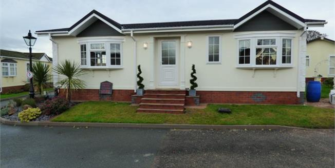 Offers in the region of £139,950, 2 Bedroom Detached Bungalow For Sale in Sandbach, CW11