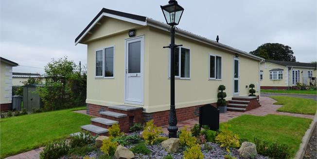 Asking Price £89,995, 2 Bedroom Detached Bungalow For Sale in Sandbach, CW11