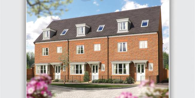 £253,995, 4 Bedroom Town House For Sale in Cheshire, CW11