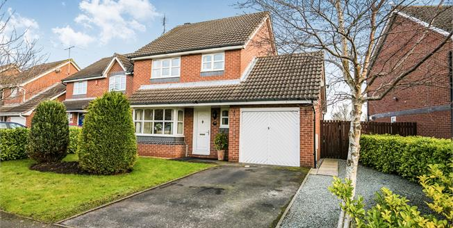 Asking Price £210,000, 3 Bedroom Detached House For Sale in Sandbach, CW11