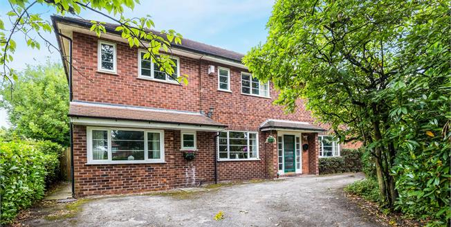 Offers in the region of £500,000, 5 Bedroom Detached House For Sale in Sandbach, CW11