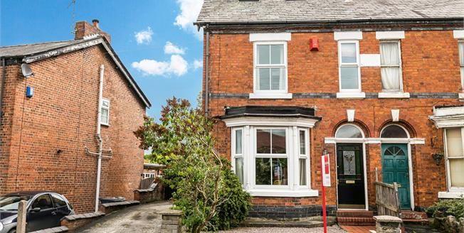 Offers Over £200,000, 3 Bedroom Semi Detached House For Sale in Sandbach, CW11