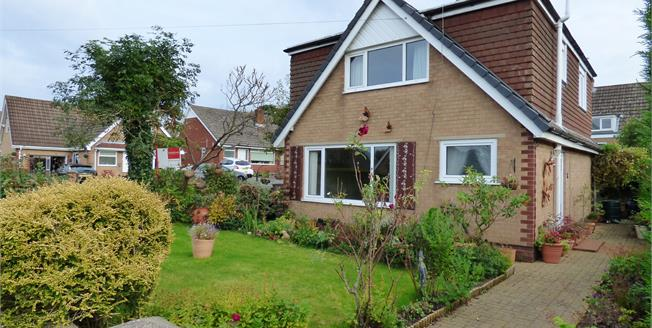 Offers in excess of £200,000, 4 Bedroom Detached House For Sale in Sandbach, CW11