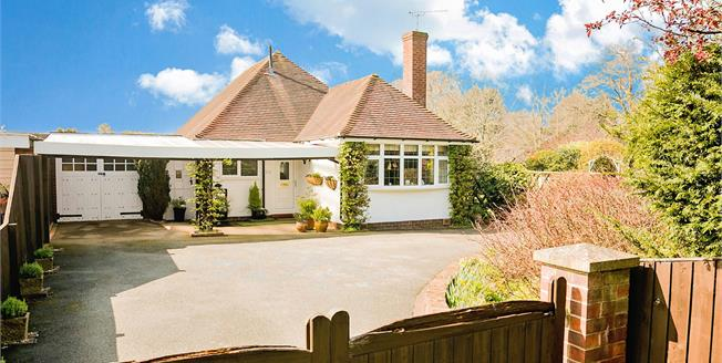 Asking Price £300,000, 2 Bedroom Detached Bungalow For Sale in Sandbach, CW11