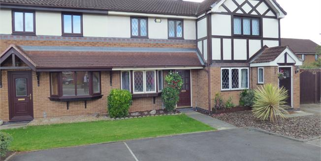 Asking Price £129,950, 2 Bedroom Mews House For Sale in Ettiley Heath, CW11