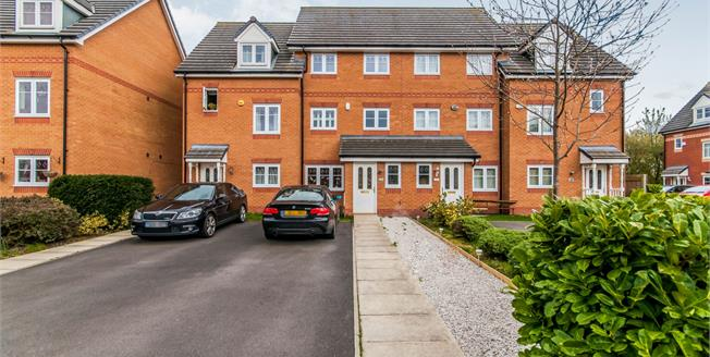 Offers in excess of £225,000, 4 Bedroom Terraced House For Sale in Wythenshawe, M23
