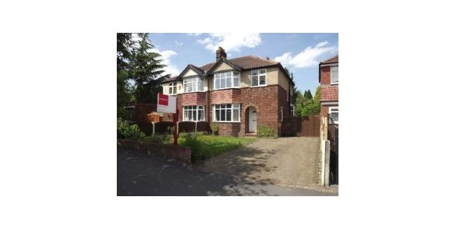 Asking Price £265,000, 3 Bedroom Semi Detached House For Sale in Sale, M33