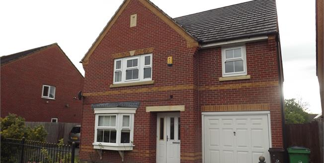 Offers in excess of £240,000, 4 Bedroom Detached House For Sale in Manchester, M23
