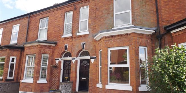 Offers Over £325,000, 4 Bedroom Terraced House For Sale in Sale, M33