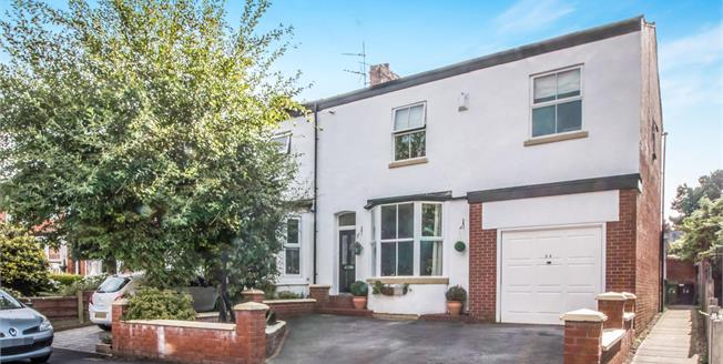 Offers in excess of £400,000, 5 Bedroom End of Terrace House For Sale in Sale, M33