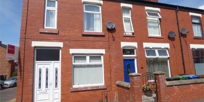 Offers Over £117,500, 2 Bedroom End of Terrace House For Sale in Stockport, SK3