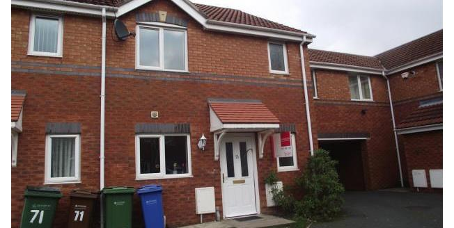 £160,000, 4 Bedroom Mews House For Sale in Stockport, SK3
