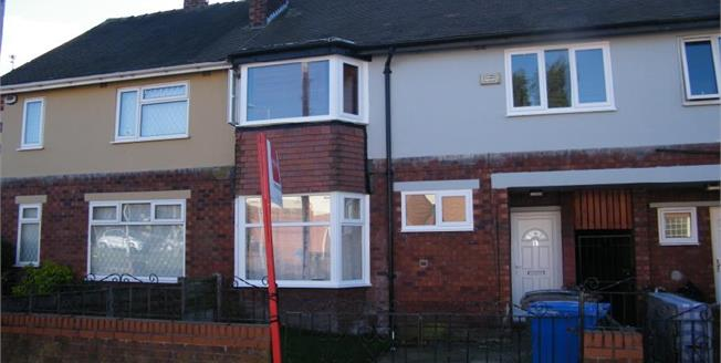 Asking Price £130,000, 4 Bedroom Terraced House For Sale in Stockport, SK3