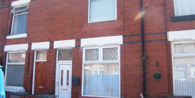 Offers Over £94,000, 2 Bedroom Terraced House For Sale in Stockport, SK1