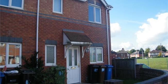 Guide Price £145,000, 3 Bedroom Semi Detached House For Sale in Stockport, SK3