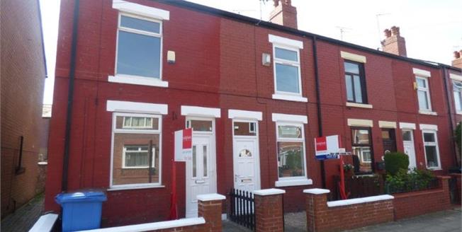 Offers in excess of £110,000, 2 Bedroom End of Terrace House For Sale in Stockport, SK1