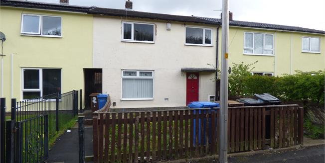 Offers Over £80,000, 3 Bedroom End of Terrace House For Sale in Stockport, SK5