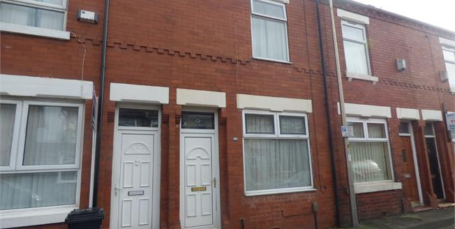 Offers Over £100,000, 2 Bedroom Terraced House For Sale in Stockport, SK5