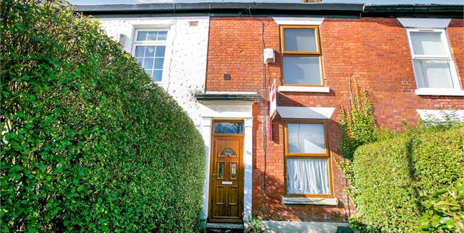 Offers Over £120,000, 2 Bedroom Terraced House For Sale in Stockport, SK5