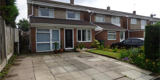 Asking Price £300,000, 4 Bedroom Detached House For Sale in Stockport, SK4