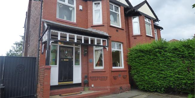 Asking Price £320,000, 4 Bedroom Semi Detached House For Sale in Stockport, SK3