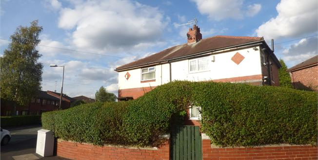 Offers Over £120,000, 3 Bedroom Semi Detached House For Sale in Stockport, SK5