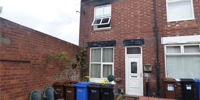 Asking Price £105,000, 2 Bedroom End of Terrace House For Sale in Stockport, SK1