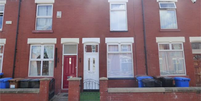 Offers Over £125,000, 2 Bedroom Terraced House For Sale in Stockport, SK3