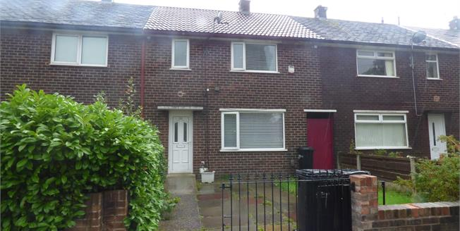 Offers Over £85,000, 2 Bedroom Terraced House For Sale in Stockport, SK5