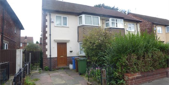 Asking Price £140,000, 3 Bedroom Semi Detached House For Sale in Stockport, SK5