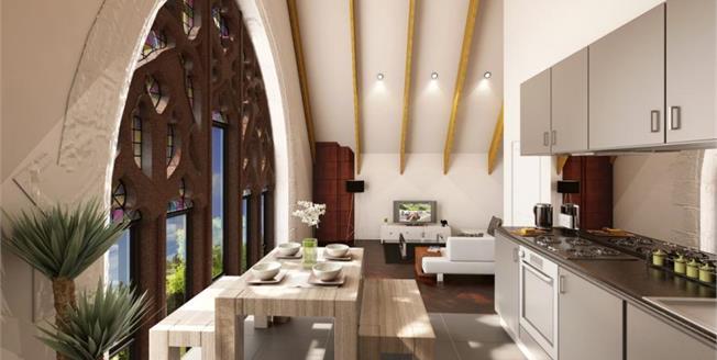 £215,000, 2 Bedroom Ground Floor Flat For Sale in Stockport, SK3