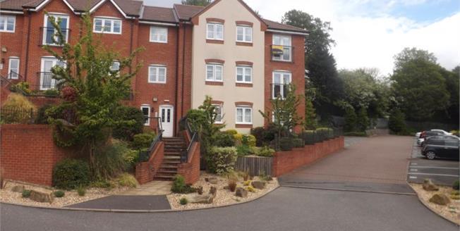 Offers Over £240,000, 3 Bedroom Upper Floor Flat For Sale in Stone, ST15