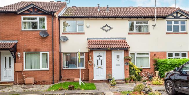 Offers Over £130,000, 2 Bedroom Terraced House For Sale in Stafford, ST16