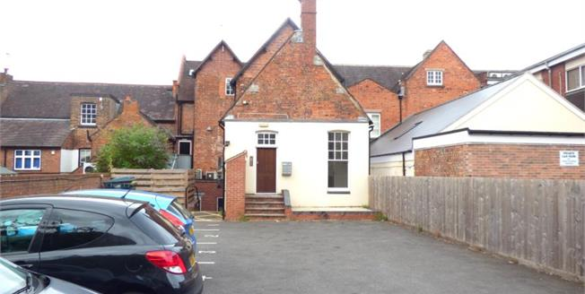 Guide Price £115,000, 1 Bedroom Ground Floor Flat For Sale in Stafford, ST16