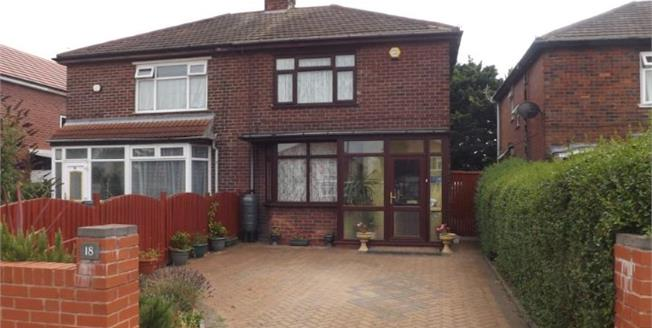 Offers in the region of £140,000, 2 Bedroom Semi Detached House For Sale in Stafford, ST16