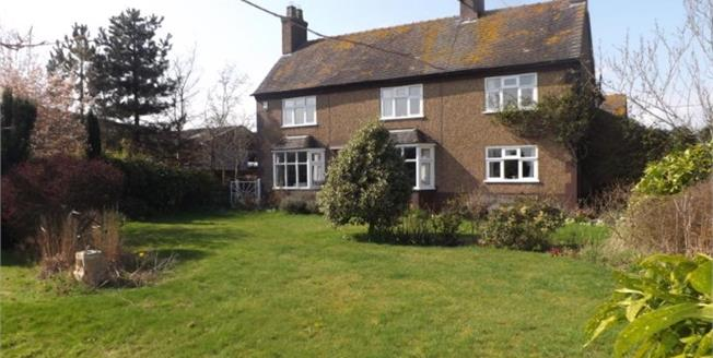 Offers in the region of £400,000, 5 Bedroom Detached House For Sale in Haughton, ST18