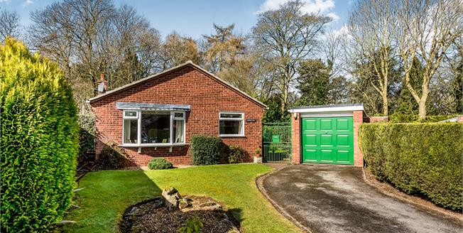 Asking Price £190,000, 3 Bedroom Detached Bungalow For Sale in Stafford, ST16
