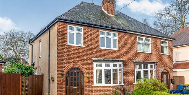 Guide Price £100,000, 3 Bedroom Semi Detached House For Sale in Stafford, ST17